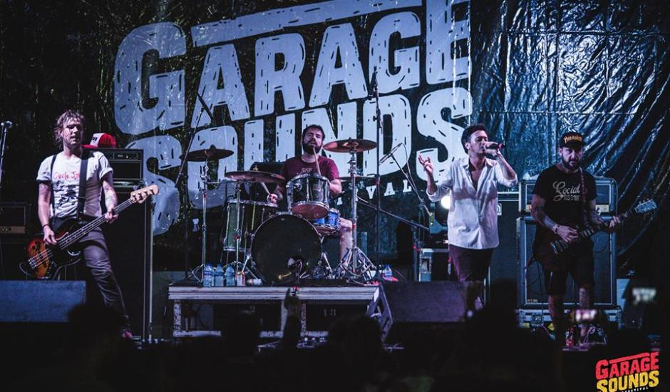 festival garage sounds