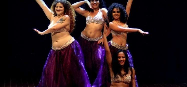 Casa da Ribeira recebe espetáculo de dança com palestra e petiscos árabes