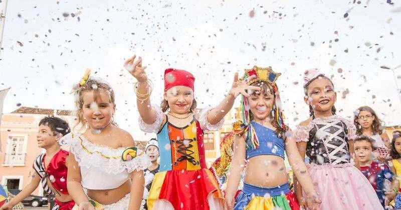 Bloco infantil Pipoca e Picolé agita Arena das Dunas neste domingo