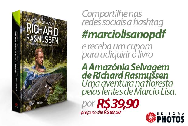 Livro Richard Rasmussem Marcio Lisa Amazônia