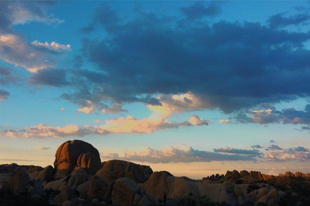Parque Nacional Joshua Tree | Foto produzida com o LG G4