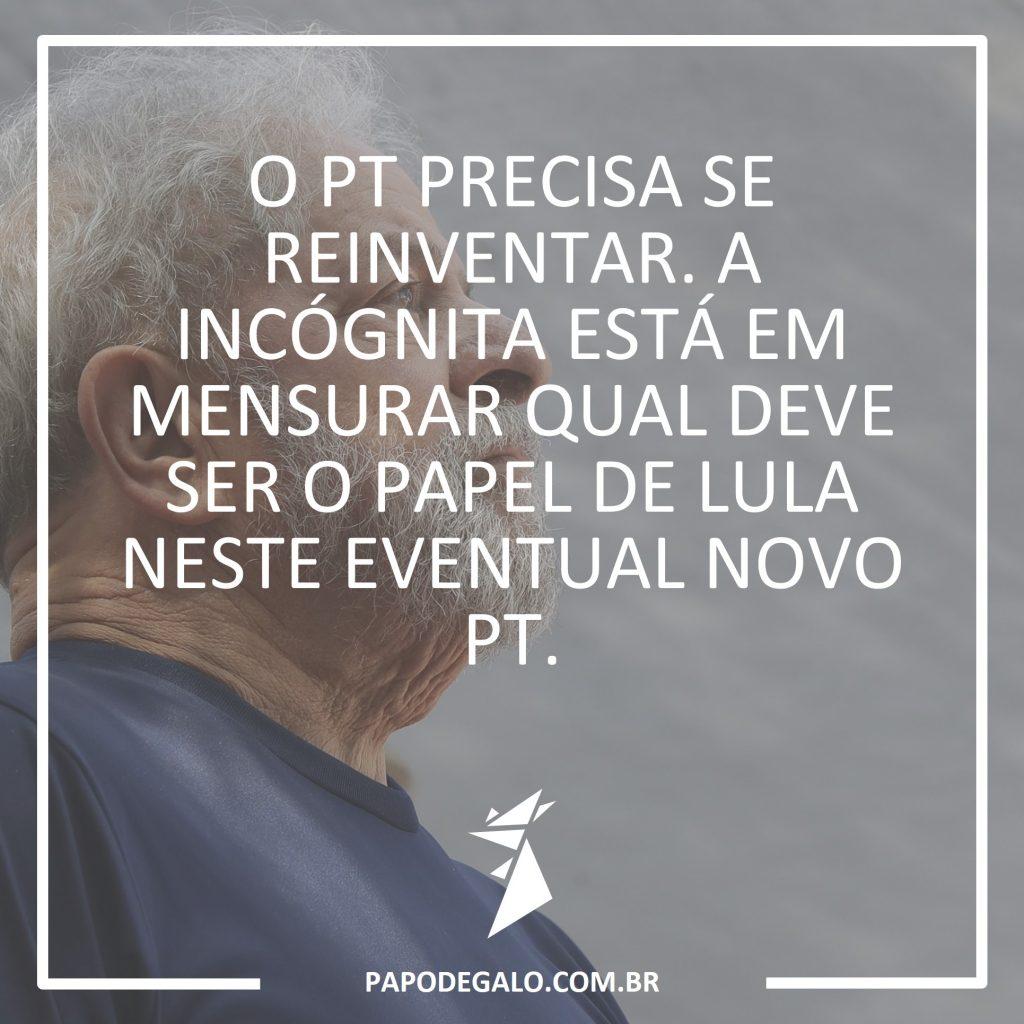 Lula, PT, erros de campanha, Papo de Galo