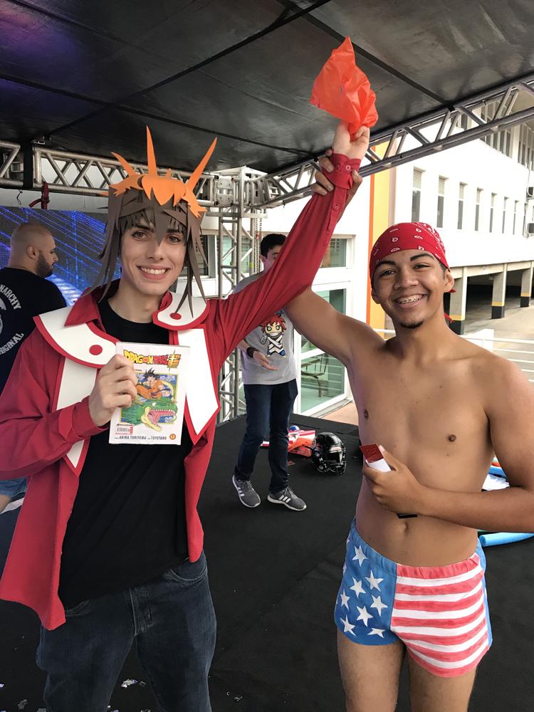 1º Ultimate Anime Fight