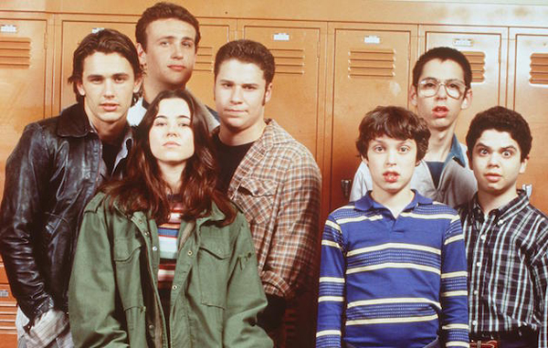 comédia amazon prime video Freaks and Geeks