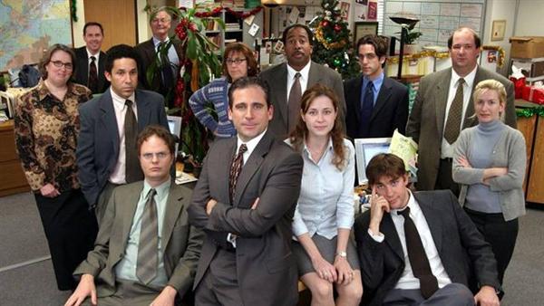 comédia amazon prime video The Office