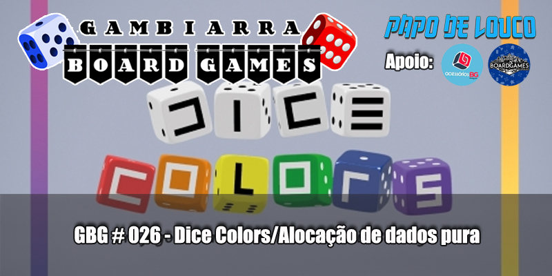 Dice Colors