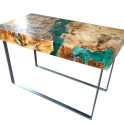 Amazing Resin Wood Table For Your Home Furniture 26