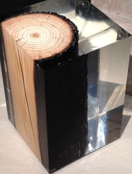 Amazing Resin Wood Table For Your Home Furniture 56