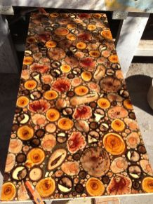 Amazing Resin Wood Table For Your Home Furniture 73