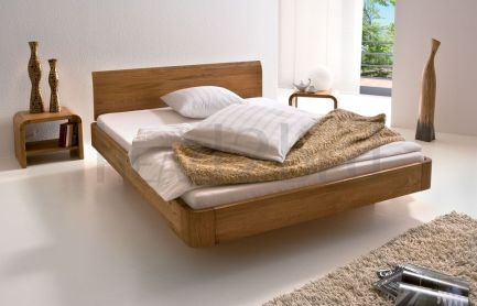 Cool Floating Bed Design Ideas 20
