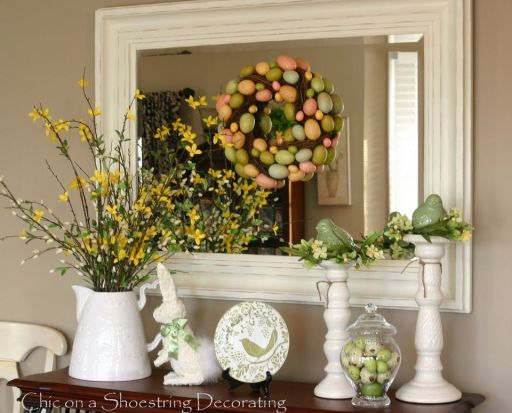 Inspiring Easter Decorations For The Home 19