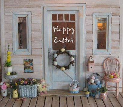 Inspiring Easter Decorations For The Home 27