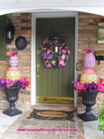 Inspiring Easter Decorations For The Home 30