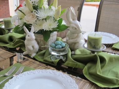 Inspiring Easter Decorations For The Home 32