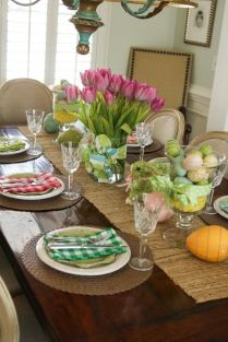 Inspiring Easter Decorations For The Home 57
