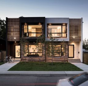 Modern Contemporary Urban House 32