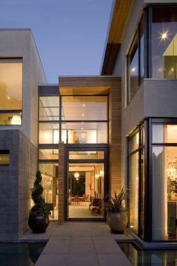 Modern Contemporary Urban House 5