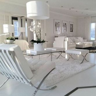 Awesome Modern Apartment Living Room Design Ideas 20