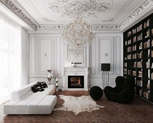 Awesome Modern Apartment Living Room Design Ideas 33