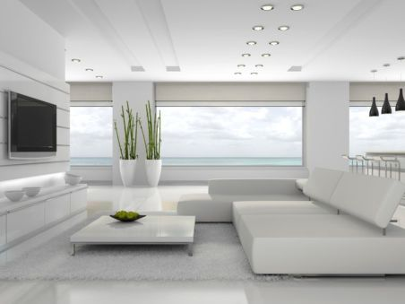 Awesome Modern Apartment Living Room Design Ideas 47