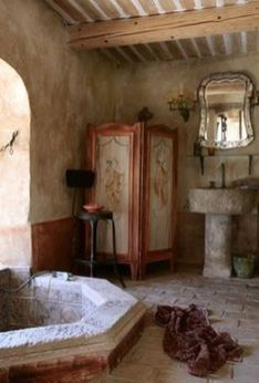 Awesome Rustic Country Bathroom Mirror Ideas 59