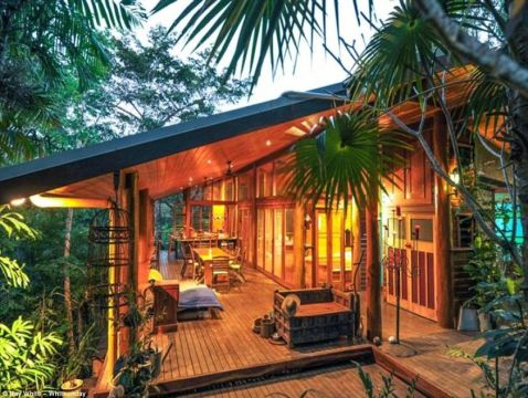 Awesome Treehouse Masters Design Ideas 10