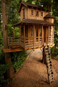Awesome Treehouse Masters Design Ideas 101