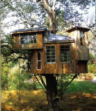 Awesome Treehouse Masters Design Ideas 102