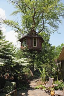Awesome Treehouse Masters Design Ideas 27