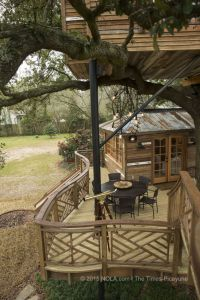 Awesome Treehouse Masters Design Ideas 43