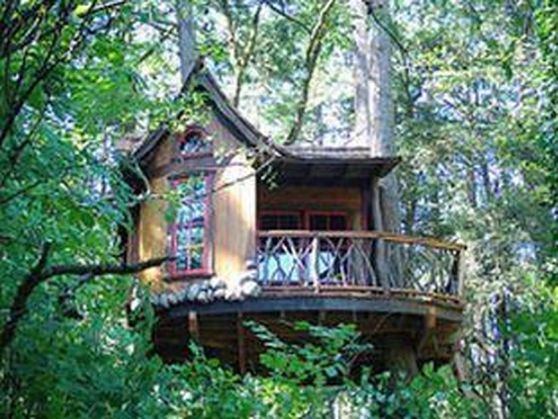 Awesome Treehouse Masters Design Ideas 56