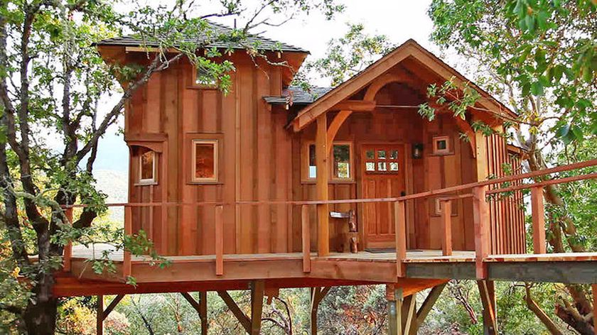 Awesome Treehouse Masters Design Ideas 63