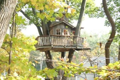 Awesome Treehouse Masters Design Ideas 96
