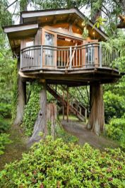Awesome Treehouse Masters Design Ideas 99