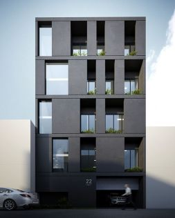 Best Modern Apartment Architecture Design 8
