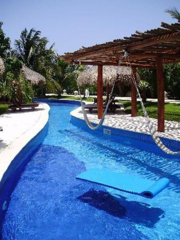 Lazy River Pool On Home Ideas 18