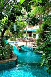 Lazy River Pool On Home Ideas 21