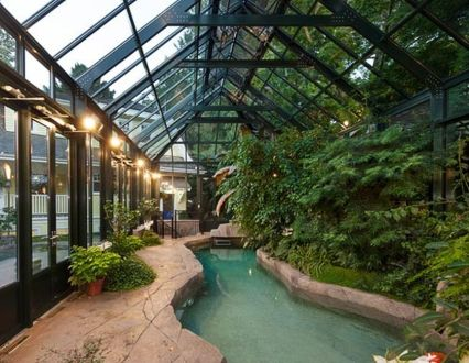 Lazy River Pool On Home Ideas 28