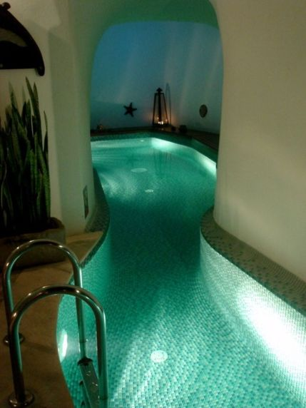 Lazy River Pool On Home Ideas 32