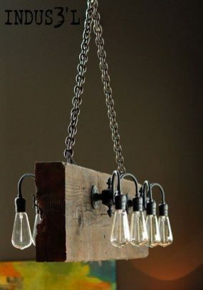 Amazing Rustic Hanging Bulb Lighting Ideas 16