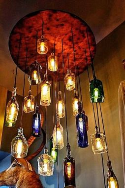 Amazing Rustic Hanging Bulb Lighting Ideas 21