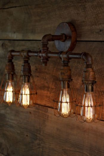 Amazing Rustic Hanging Bulb Lighting Ideas 3