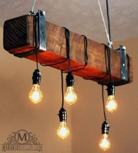 Amazing Rustic Hanging Bulb Lighting Ideas 33