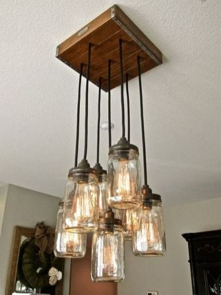 Amazing Rustic Hanging Bulb Lighting Ideas 4