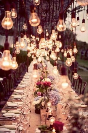 Amazing Rustic Hanging Bulb Lighting Ideas 40