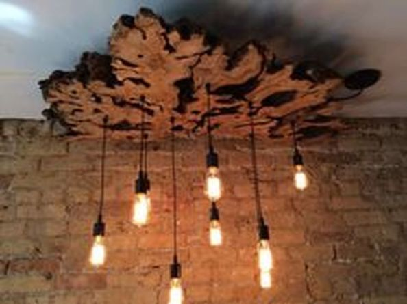 Amazing Rustic Hanging Bulb Lighting Ideas 41