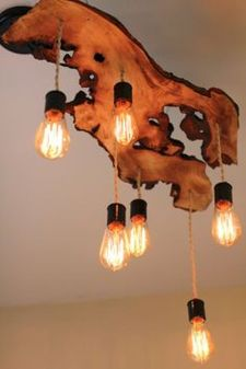 Amazing Rustic Hanging Bulb Lighting Ideas 52
