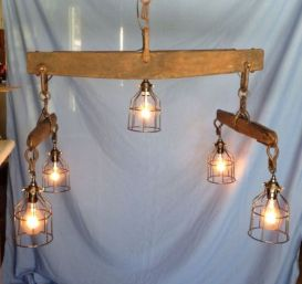 Amazing Rustic Hanging Bulb Lighting Ideas 8