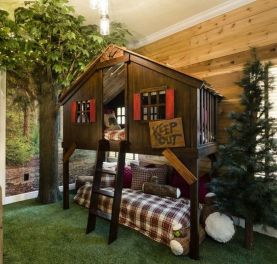 Awesome Cool Lovely Bed For Your Kids 13