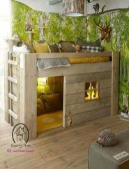 Awesome Cool Lovely Bed For Your Kids 29